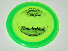Disc Golf Innova Champion Thunderbird Distance Driver 171g Green
