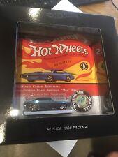 Hot Wheels 2013 RLC 67 Custom Camaro Original 16 Series