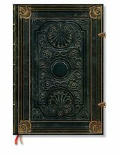 Paperblanks Nocturnelle Grande Lined Journal 9781439722053 Fast Free Shipping..