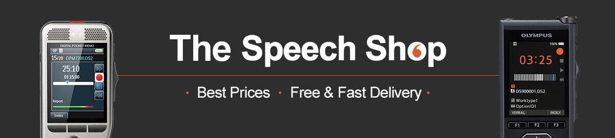 The Speech Shop