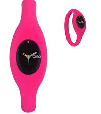 Breo Venture Medium 17cm Neon Pink Unisex Sports Watch