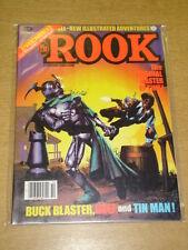 ROOK #1 1979 OCT VF WARREN US MAGAZINE BUCK BLASTER BOLT TIN MAN