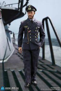 DRAGON IN DREAMS DID 3-R 1/6 SCALE WW II GERMAN Johann U-Boat Stabsober D80149