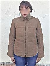 MARLBORO CLASSICS veste blouson velours camel femme taille medium EXCELLENT ÉTAT