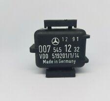 Mercedes 0075451232 cruise control code plug