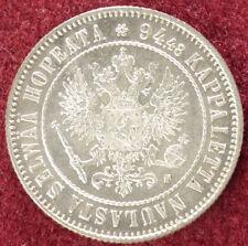 More details for finland 1 markkaa 1915 (d2508)