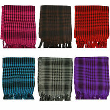 Wholesale Joblot 100x Arab Scarves Pashmina Keffiyeh Arafat Shemagh Checker Wrap