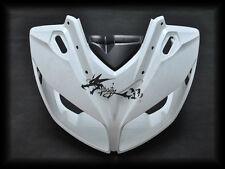 Unpainted ABS Upper Fairing Cowl For Yamaha 2006-2013 FZ1 FAZER FZ1-FAZER FZ1000
