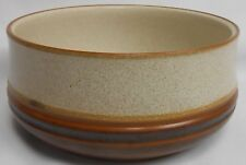 Denby POTTERS WHEEL PATTERN Vegetable/Serving Bowl ENGLAND