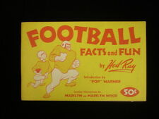 1949 Football Facts and Fun by Hod Ray EX+