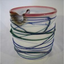 Guernsey Handmade Glass Vase, Wedding Gifts, Birthdays, Mother's Day M03