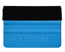 3M Pro Felt Edge Vinyl Car Van Bike Wrap Wrapping Squeegee Tool Scraper