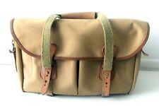 Billingham 445 Khaki Canvas Large Camera Bag with Inserts