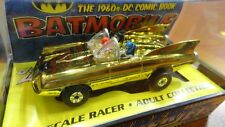 JOHNNY LIGHTNING THUNDERJET 500 SLOT CAR THE 1960'S DC COMIC BOOK BATMOBILE
