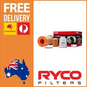 Ryco Nissan Navara D22 Filter Service Kit - 3.0 Turbo Diesel - RSK11