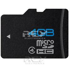 Tarjeta Memoria Micro SD SDHC 4GB Card v50