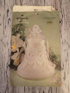 Vintage Hallmark Paper Wedding Centerpiece-Bell