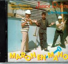 Junior Rivero y Su Orquesta Maron en Mano BRAND  NEW SEALED  CD