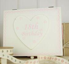 18th Birthday Memory Box