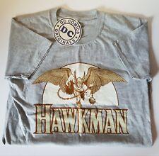 Hawkman Tshirt Officail DC Comics Merchandise T Shirt Small Justice League