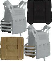 Side Armor Pouch Set for Tactical Lightweight Armor Plate Carrier Vest LACV