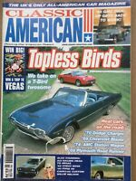 Classic American Magazine - March 2004 - Topless Thunderbirds, '70 Dodge Charger