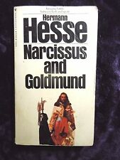 Narcissus and Goldmund by Hermann Hesse PB 1984