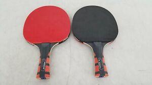 2 STIGA Evolution Table Tennis Paddles