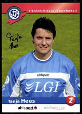 Tanja Hess VFL Sindelfingen 2005-06 TOP AK + A8478 + A 77520