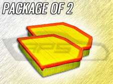 AIR FILTER AF5704 FOR 2007 2008 2009 BMW X3 Z4 3.0L ONLY PACKAGE OF TWO