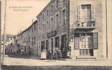 CPA 43 SAINT ROMAIN LACHALM HOTEL PEYRRACHE (cliché pas courant