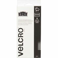 "VELCRO Brand Industrial Strength Extreme Fasteners 4""X1""-Titanium -90800"