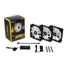 Corsair SP120 RGB 120mm LED 3 Fan Kit with Lighting Controller CO-9050061-WW