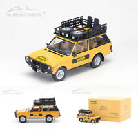 ALMOST REAL 1:43 Land Rover Range Rover 1981 SUMATRA CAMEL TROPHY Support Unit