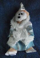 *1918a*   Mia Bear - Skansen Beanie Kids - plush - 23cm