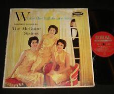 Very Good (VG) Pop 33 RPM 1950s Vinyl Music Records