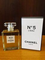 Chanel No 5 L'eau EDT Eau De Toilette 3.4 fl.oz 100 ml New in box For women Sale