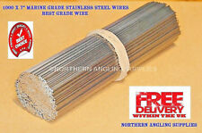 1000 7 INCH SIDE GRIP WIRES LEAD WEIGHT MAKING DCA BREAKAWAY ADJUSTI MOULD MOLD