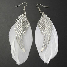 Feather Bohemian Fashion Earrings