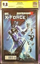 X-FORCE #25 CGC SS 9.8 CRAIN VARIANT CABLE DEADPOOL DOMINO WOLVERINE X-MEN LOGAN