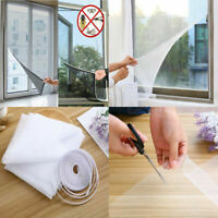 Mosquito Insect Net Mesh Guard For Doors Windows Fly screen Curtain Netting AU