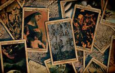 Encadrée Imprimer-Mid-15th siècle Tarot Card (photo d'art français allemand italien)