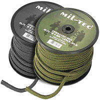 9mm x 30m Military Army Paracord Bivi Basha Tent Camping Guy Rope Para Cord Reel