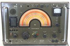 TelefunkenThe Rainbow Shortwave Receiver E127 Kw/5 Boatanchor (No. 3)