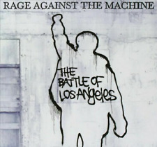 Rage Against The Machine - The Battle Of Los Angeles CD NEW NOT SEALED