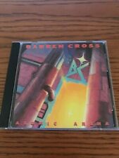 BARREN CROSS - Atomic Arena - 1998 CD - produced by John and Dino Elefante