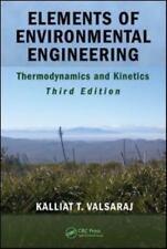 Elements of Environmental Engineering: Thermodynamics and Kinetics, Third Editi