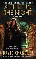 A Thief in the Night: Book Two of the Ancient Blades Trilogy Chandler, David Mas