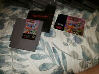 WIZARDS AND WARRIORS NES Nintendo Acceptable