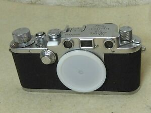 Leica iiic 3c (Wallace Heaton)  all in great working order from a collector